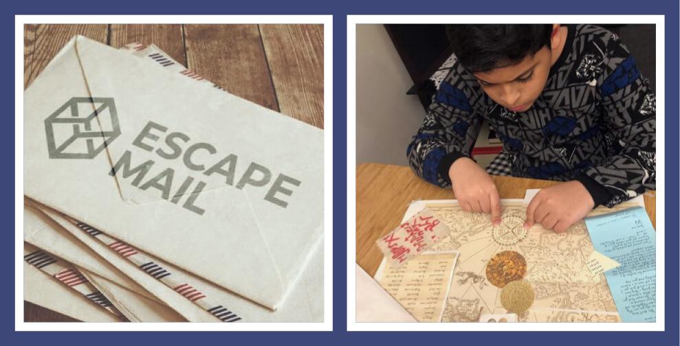 Mobile Escape launch Escape Mail