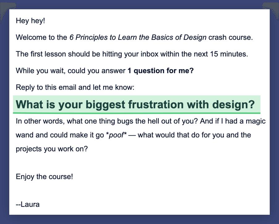 Design Academy email