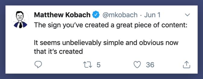 Matthew Kobach Twitter